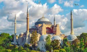 Mapping The Lost Subterranean Christian Origins Of Hagia Sophia