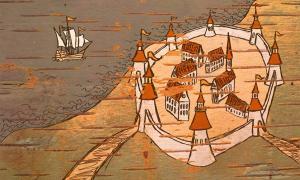 Medieval maritime trade. Credit: Yury Kisialiou / Adobe Stock