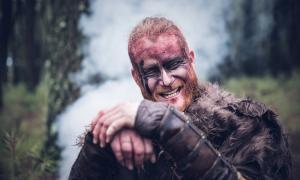 The word 'happy' has Old Norse origins