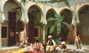'The Harem' by Gustave Boulanger