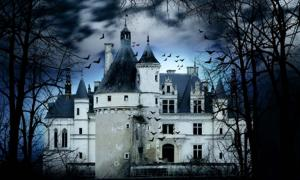 Haunted Castle  Source: twindesigner / Adobe Stock