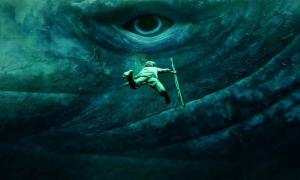 A scene from In the Heart of the Sea