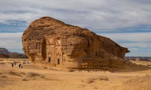 Petra's Saudi Arabian Sister City, Hegra, Opens to the Public