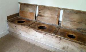 Helle's Toilet: Three-Person Loo Seat was Unusual Medieval Status Symbol