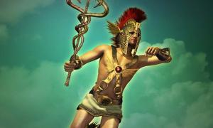 Hermes, messenger of the gods (Atelier Sommerland / Adobe Stock)
