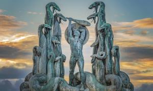Statue of Hercules
