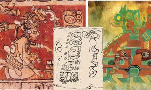 Hidden in the Glyphs: Deciphering Bilingual Mayan-Olmec Text
