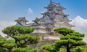 Himeji Castle in Spring         Source: CreEngine / Adobe Stock