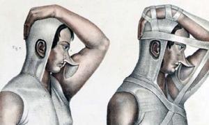 Jean Baptiste Marc Bourgery and Nicholas Henri Jacob, 'Iconografia d'anatomia chirurgica e di medicina operatoria,' Florence, 1841.