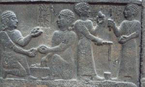 Neo-Hittite Stone relief