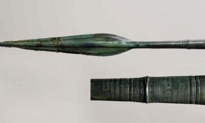 The Hoddøya spearhead – beautiful, mysterious and devine.