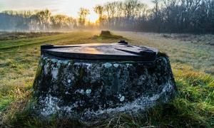 Representation of an Irish holy well. Source: Michal / Adobe stock