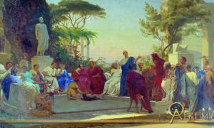"Horace, the Misunderstood Soldier turned Poet and Creator of ""Carpe Diem"""