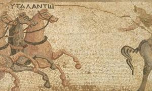 Putting the Horse Before the Chariot: Gorgeous Ancient Roman Mosaics Unearthed in Cyprus