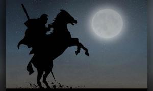 Earliest Evidence of Hardcore Horseback Riding in China