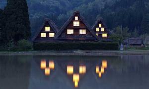 Sirakawa-go, Ogimachi Gassho Village, UNESCO World Heritage Site.