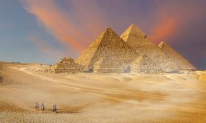 How were the pyramids built? The discovery of a quarry ramp may finally provide a consensus on this debate.
