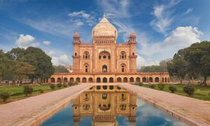 Humayun's Tomb, Delhi                   Source:  jura-taranik / Adobe Stock
