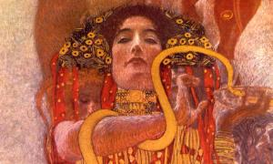 Hygeia - The Serpent Priestesses