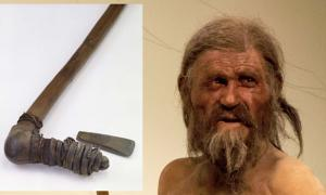 Ice Man, Otzi: A Treacherous Murder with Unexpected Links to Central Italy