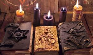 Icelandic books of magic, occult books.