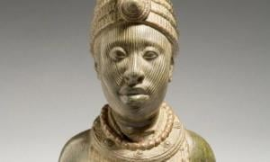 Figure of an Ife King