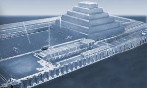Imhotep Tomb Saqqara