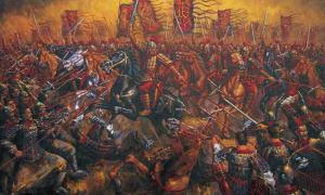'Battle of Gaixia.'