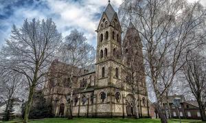 St. Lambertus Church, Immerath.