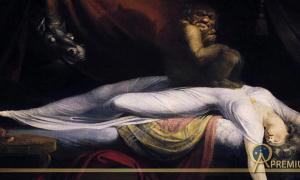 'The Nightmare' (1781) by Johann Heinrich Füssli.