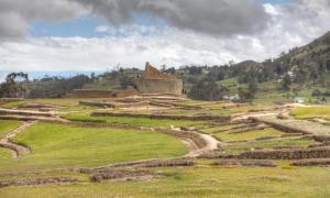 Ingapirca, Ecuador.
