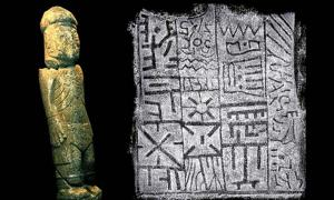The Exceptional Inscription on the Pokotia Monument – Evidence of Sumerian Script in Bolivia?