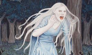Wailing Out the Lament-Filled Legends and Origins of Irish Banshees