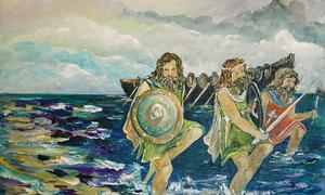 Did the Legendary Irish Milesians Come from Spanish Galicia?
