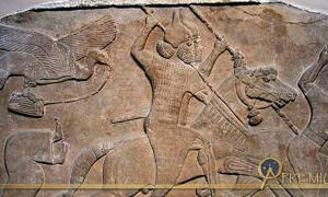 The Iron Army: Assyria - Terrifying Military of the Ancient World - Part I
