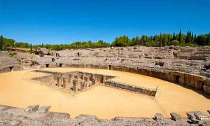 Italica, Spain: Rome's First Settlement In Hispania Became Incredible!