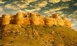 Jaisalmer Fort.
