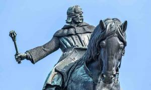 The Blind Bohemian General: Czech Hero Jan Zizka and the Hussite Wars