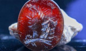 Who Is The 2,000-Year-Old Jewish Seal Ring Deity?