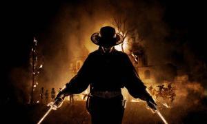 Mask of Zorro Legend