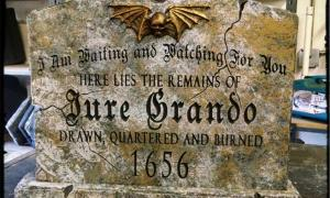 Jure Grando and The First Documented Case of Vampirism in Europe