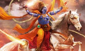 When Kalki the Destroyer Descends: Greed, Corruption, War, Destruction, and the Apocalypse