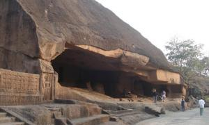 Kanheri Caves, Mumbai