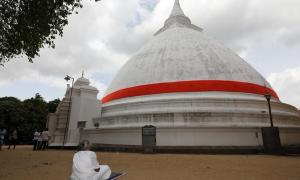 Kelaniya Raja Maha Vihara Tempel in Colombo         Source: hecke71 / Adobe Stock