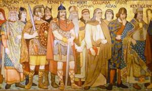 Kenneth MacAlpin: King of the Picts and Legendary Founder of Scotia