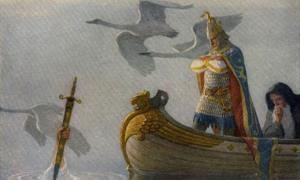 Historians Draw Closer to the Tomb of the Legendary King Arthur