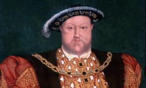 King Henry VIII. (Ann Longmore-Etheridge / Flickr)