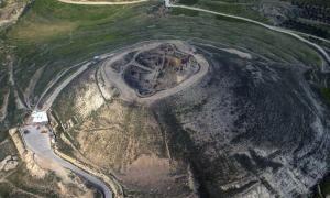 King Herod's Hilltop Palace (Herodium)