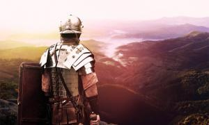 Roman legionary                  Source: serpeblu / Adobe Stock