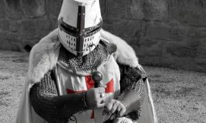 Knights Templar conspiracy theories have existed for 900 years. Source: maria /Adobe Stock